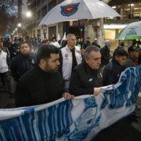 La Juventud Sindical de la FeMPINRA repudió la licitación que permite la construcción de barcazas de hidrocarburos en Paraguay