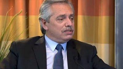 Fernández contiene a los dirigentes propios y descarta mayo conflictividad si gana
