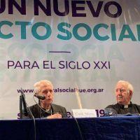 La Iglesia volvió a pedir un Pacto social