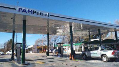 """Pampetrol: """"No hay entrega de combustible"""""""
