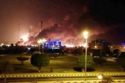 Un ataque al corazón petrolero de Arabia Saudita pone en alerta al mundo