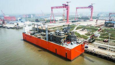 Excelerate acelera su proyecto para una planta de GNL por 1.600 millones de dólares