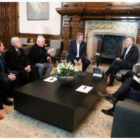 La campaña y la crisis afianzan la alianza de Mauricio Macri con la Iglesia Evangélica