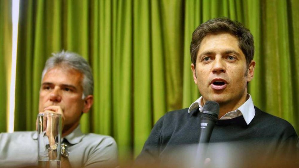 Los trabajadores del Bapro quieren que Kicillof deje sin efecto la reforma previsional de Vidal