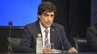 Lacunza presenta en Diputados el proyecto de Presupuesto 2020