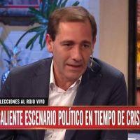 """Garro sobre la tragedia del 2013: """"Cuando asumí me puse a hacer obras hidráulicas para que no vuelva a pasar"""""""