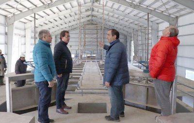 Está terminada la planta de tratamiento de residuos de Bahía Golondrina