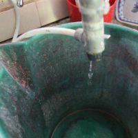 Por obras, miles de vecinos no tienen agua en el sur de la Ciudad y el Conurbano