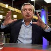Alberto Fernández: En la situación de Saillén, me bajo de la lista