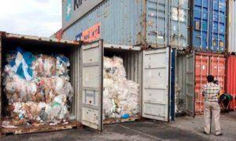 Piden la nulidad del decreto que habilita la importación de residuos