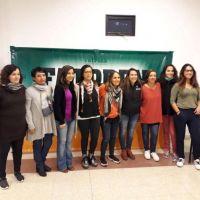 Histórico: Por primera vez una mujer conducirá la FATPREN