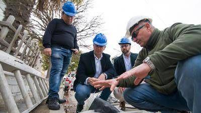 Invierten más de 45 millones en la renovación de redes cloacales