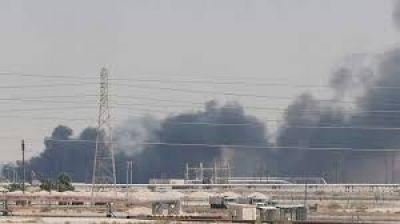 El petróleo se disparó casi 15% tras los ataques a Arabia Saudita