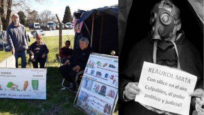"""Klaukol, el """"Chernobyl"""" de La Matanza que Magario y Vidal ocultan"""