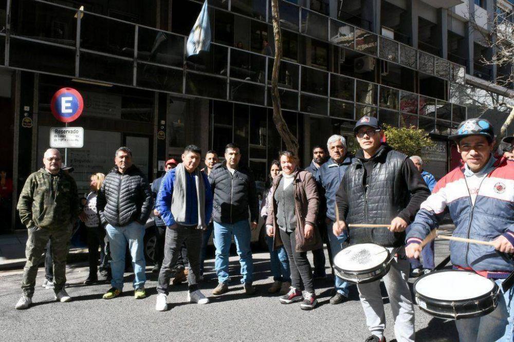 El SOIP exigió un subsidio para trabajadores del Puerto