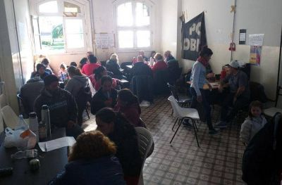 """20 días de toma en el Unzué: """"La actitud del Gobierno es absurda"""""""