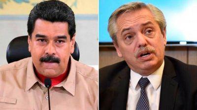 El exabrupto de Maduro: una complicación externa inesperada para Alberto Fernández