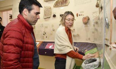 Entre las variadas mejoras de los museos, se avanza en la digitalización del área