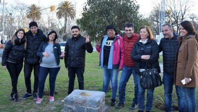"""A 43 años de """"La Noche de los Lápices"""", López resaltó el trabajo estudiantil"""