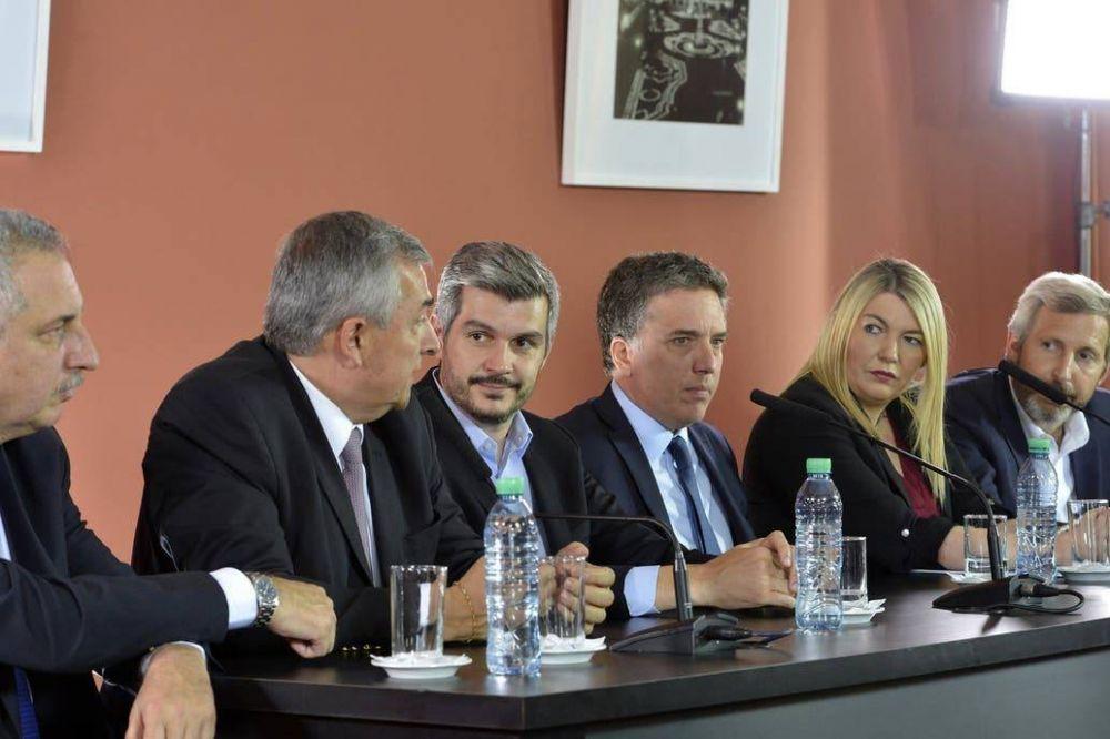 Advierten que el consenso fiscal entre Nación y provincias podría quedar en la nada en 2020