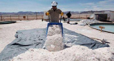 La producción de litio de Jujuy es sexta a nivel mundial