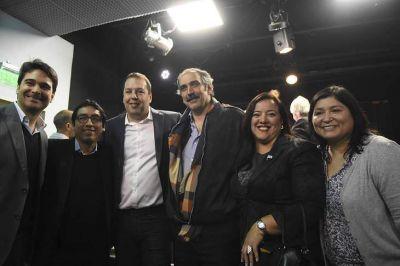 Pablo Flores fue electo como nuevo conductor de la Asociación de Empleados Fiscales e Ingresos Públicos