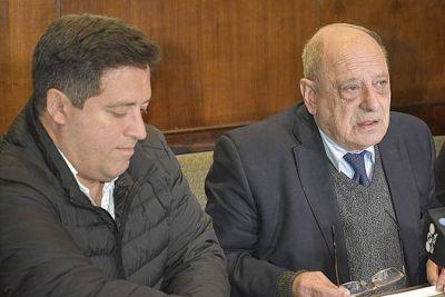 Día de furia…Arroyo echó a Hernán Mourelle, a Verónica Giovanniello y Lugarzo