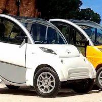 A preparar los postes de recarga: A fin de mes comenzará a fabricarse en serie el primer vehículo eléctrico argentino