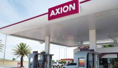 AXION completa el cambio de imagen en sus Estaciones de Servicio