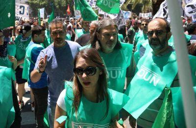 FEDUN se movilizará exigiendo una solución al conflicto docente en Chubut