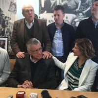 """Gioja en La Plata: """"El peronismo va a tener mucho protagonismo en el Frente de Todos"""""""