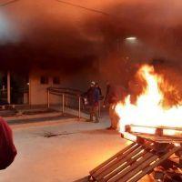 La crisis explosiva de Chubut: impensada prueba para el Gobierno y para Alberto Fernández