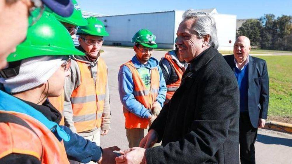 Alberto Fernández recibió un guiño de Juan Schiaretti y prepara otro viaje a Córdoba para disertar en la Fundación Mediterránea