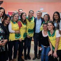 Macri inició la campaña del