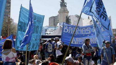 Los movimientos sociales celebraron la aprobación de la emergencia alimentaria