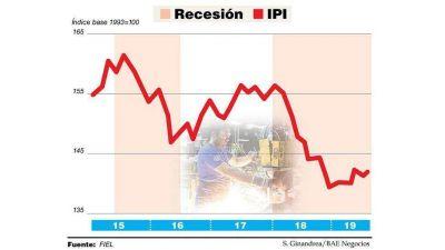 Crisis industrial: la demanda eléctrica de las pyme bajó 4,3% en agosto