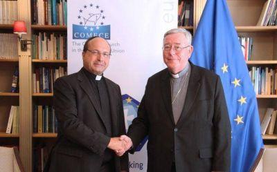 La COMECE y la Santa Sede apuestan de manera clara por la unidad europea