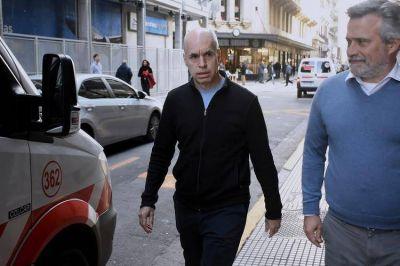 Horacio Rodríguez Larreta derrotaría tanto en primera vuelta como en un eventual balotaje a Matías Lammens