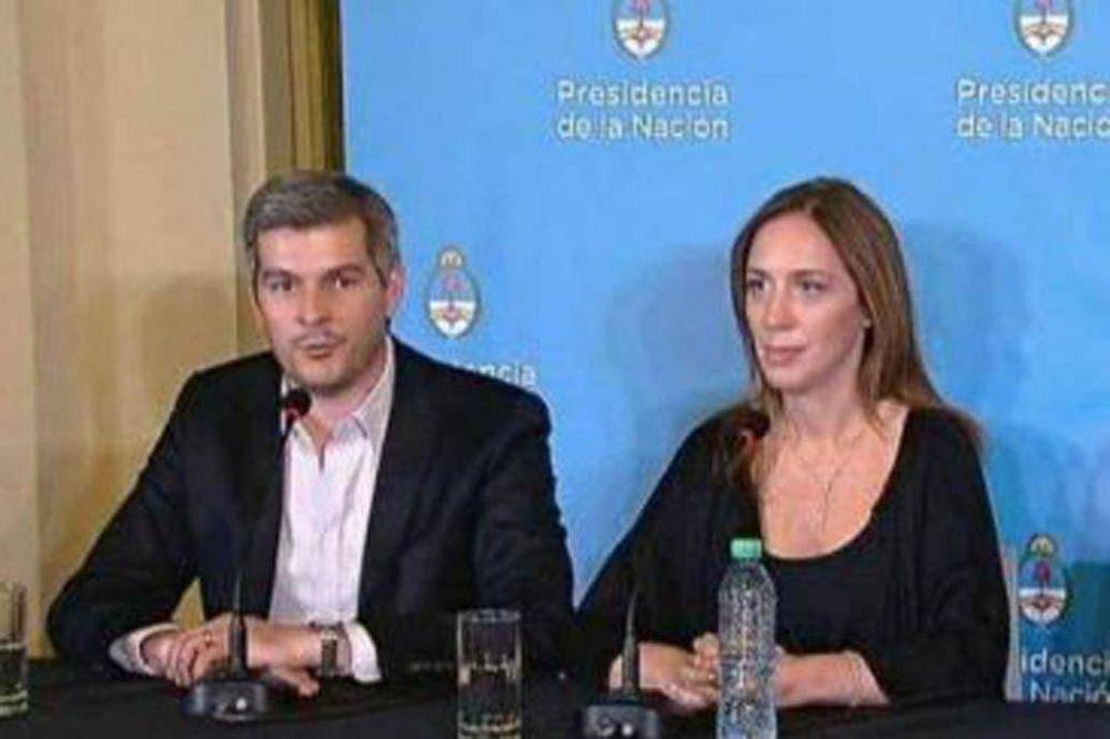 Peña, Vidal y Salvai se reunieron en la Rosada para limar asperezas
