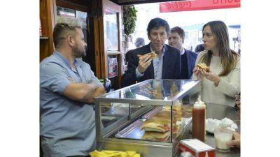 Tras los roces, Macri suma a Vidal a la campaña y lanza el