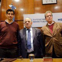 """Hacienda: asumió Osorio y Arroyo dijo que echó a Mourelle por """"sus formas de manifestarse"""""""