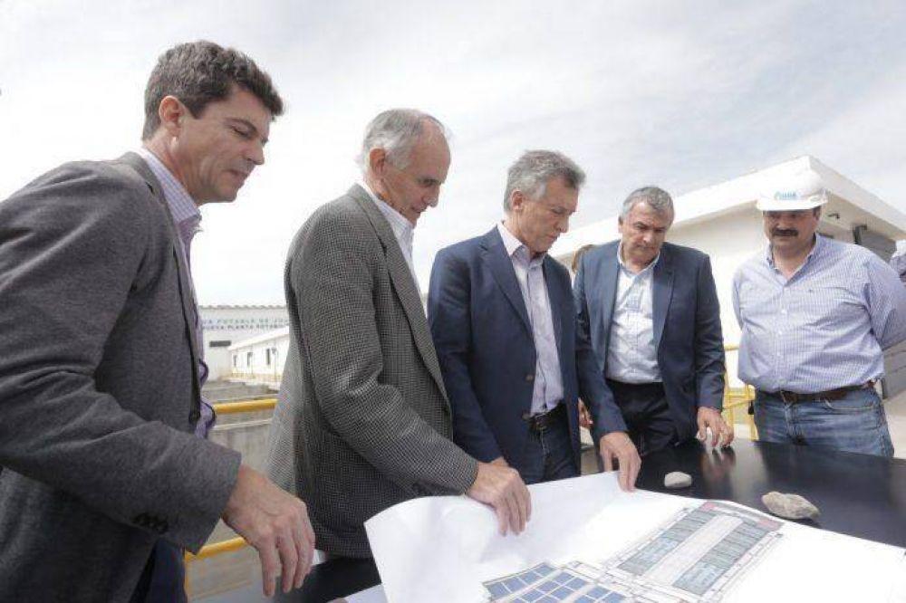 Una realidad: planta potabilizadora y acueducto Alto Reyes