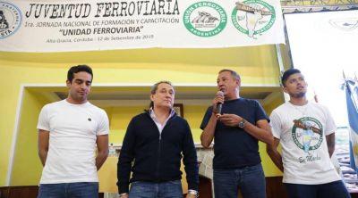 Sasia y Maturno reflotan la Federación Ferroviaria y se fortalecen para la renovación de la CGT