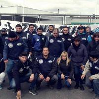 Custodios paralizan el Parque Industrial de Berazategui
