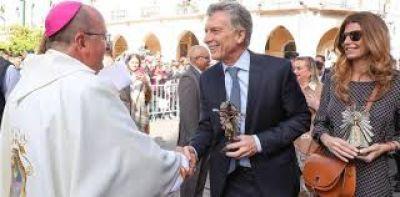"""Sobre el mensaje de Monseñor Cargnello al presidente  """"Llévate eso con vos para seguir trabajando por la Argentina"""""""