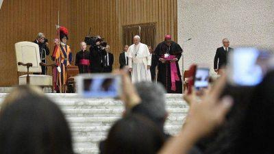El Papa a SOMOS. Una organización que contrasta la cultura del descarte