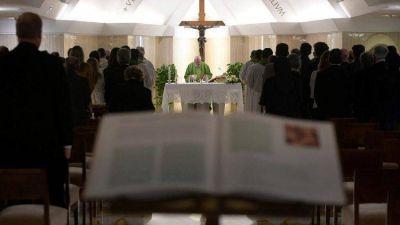 El ministerio es un don, no una función, dijo el Papa en su homilía