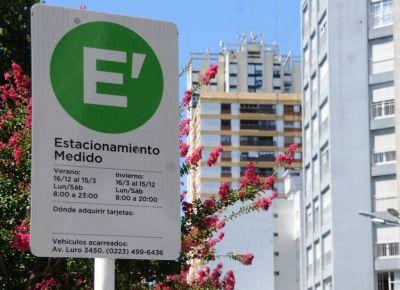 El estacionamiento medido ya cuesta 20 pesos la hora
