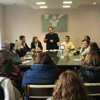 Avanzan las gestiones para ofrecer en Mar del Plata una tecnicatura en energías renovables