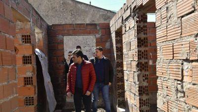 La gestión dio el puntapié inicial para concretar el CAPS de Barrio Norte